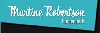 Martine Robertson - Homeopath